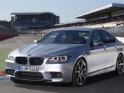 2014 BMW M5′s Competition Package