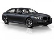BMW Japonya'ya özel 7 serisini Ortaya çıkardı