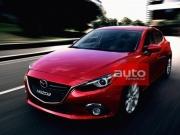 Yeni 2013-2014 Mazda 3 Otomobili