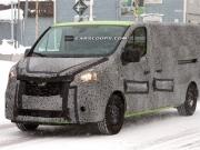 Yeni Renault Trafik mi Geliyor?