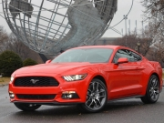 Washıngton Auto Show 2015 Ford Mustang