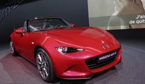 Yeni Mazda Mx-5