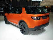 Yeni Land Rover Discovery Sport 2014