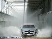 Mercedes SLS AMG Roadster 2011-2012 Otomobil Üstsüz Frankfurt Reimli Galeri Resimleri