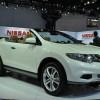 2011 Nissan Murano CrossCabriolet Convertible Tek Kapılı Üstü Açık Araba
