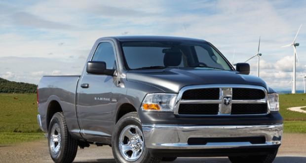 Chrysler 2012 Kamyon RAM Kamyonet,Chrysler 2012 Kamyon Amerika Satış Fiyatı 21.475 $ Olarak Başladı