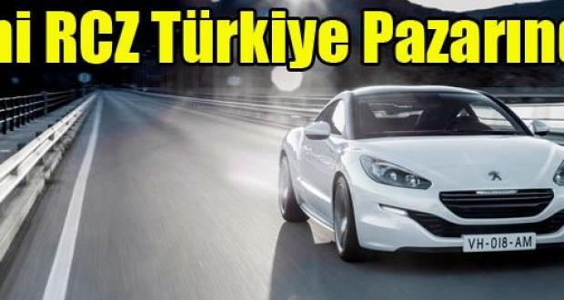 Yeni,Peugeot,RCZ,70.934,TLlik,Fiyat,ile,Türkiye,pazarında,