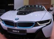 BMW İ3 Elektirikli 100 KM'de 4 TL harcıyor