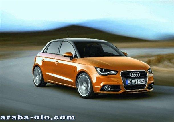 Audi A1 şimdi 2 Iki Kapılı Oldu Binici Keyfi Dörde Katladı Aile
