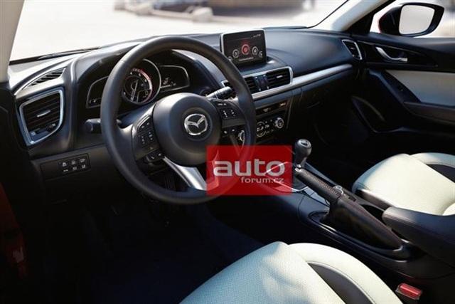 Yeni,2013,2014,Mazda 3,Otomobili,mazda,mazda özellikleri
