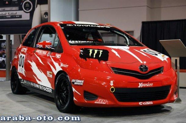 Sema Oto Araba Show 2011 Toyota Yaris B Spec Club Racer